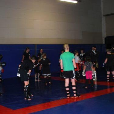 Kickboksen Cordia Sportsworld