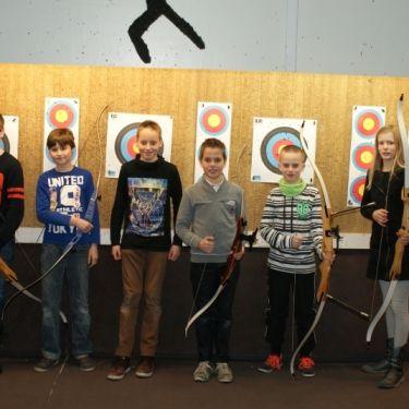 Sjors Sportief 2e groep Schuttersvereniging Cloveniersgilde Scherpenisse.