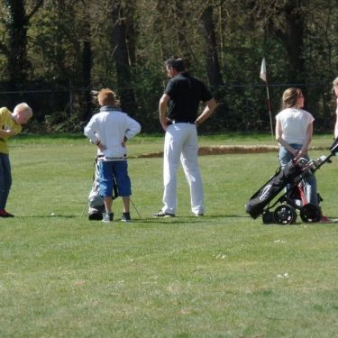 Teede bijeenkomst bij Golfclub Riel