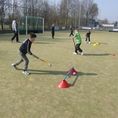 Hockey is leuk
