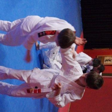 jeugd aikido