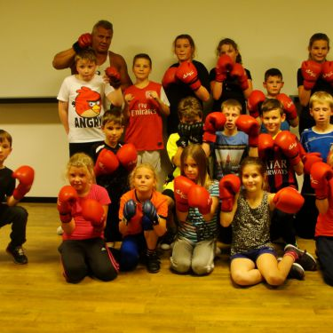 Kick Fun Boxing