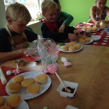 Zoetecaatje cupcakes 7-10-15