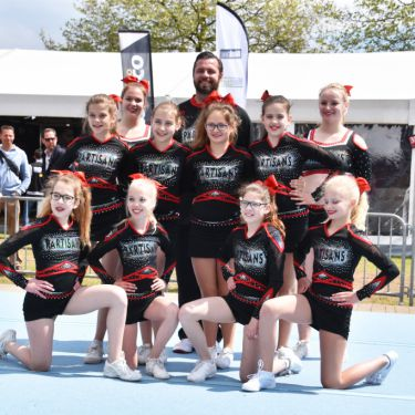 Cheerleaders Boxmeer 2017