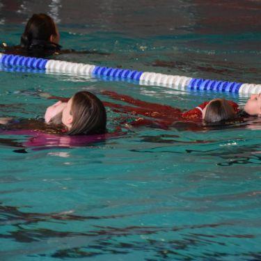 Reddingszwemmen
