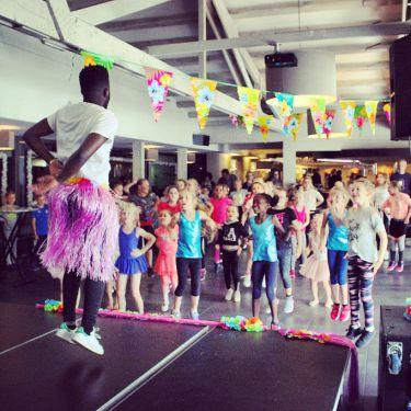 Factory Dance