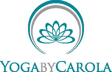 Logo YogabyCarola